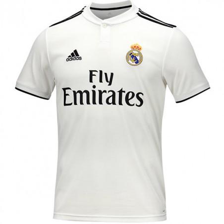 Camiseta Adidas REAL H JSY DH3372 Blanco