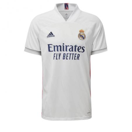 Camiseta Adidas REAL H JSY FM4735 Blanco
