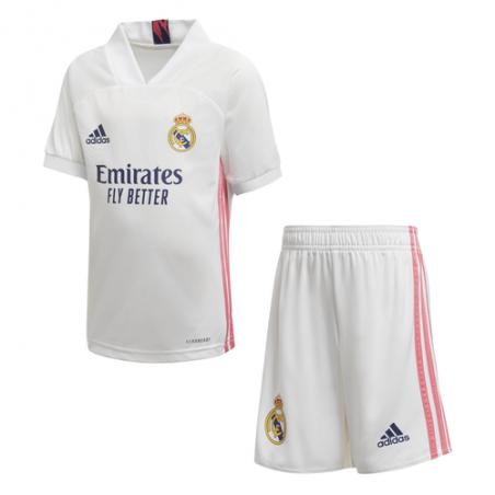 SET Adidas REAL H MINI FQ7487 Blanco
