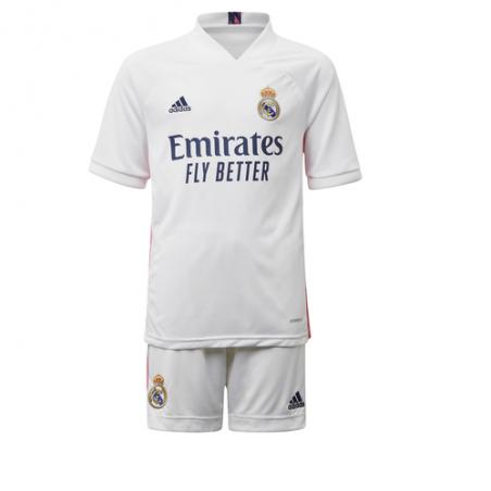 SET Adidas REAL H Y KIT FQ7489 Blanco