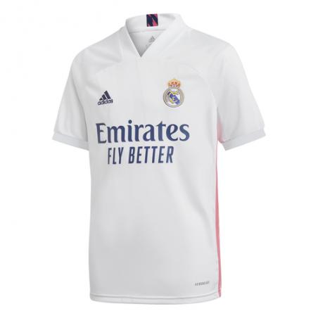 Camiseta Adidas REAL H JSY Y FQ7486 Blanco