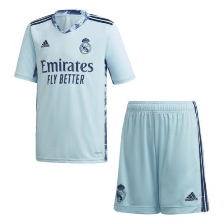 SET Adidas REAL H GK KIT FQ7481 Azul