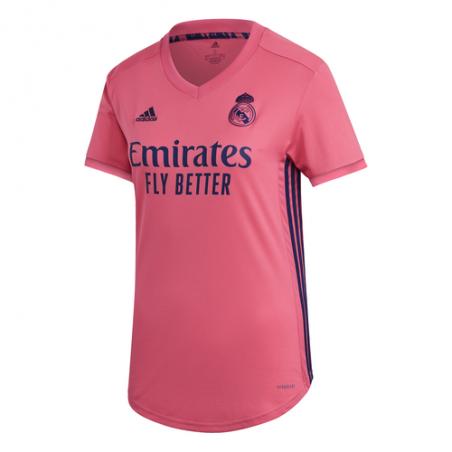 Camiseta Adidas REAL A JSY W FQ7497 Rosa
