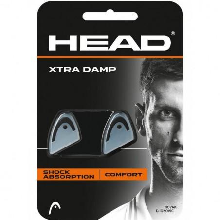 Antivibrador HEAD XTRA DAMP 285511 Negro
